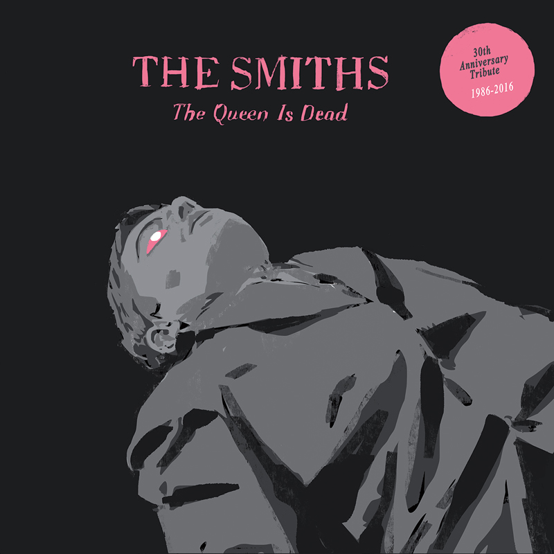 The Queen is Dead artwork - the smiths tribute